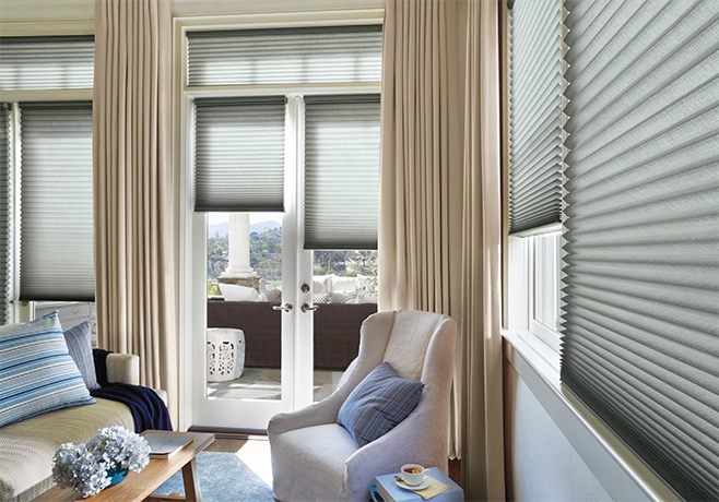 DUETTE®-Honeycomb-Shades