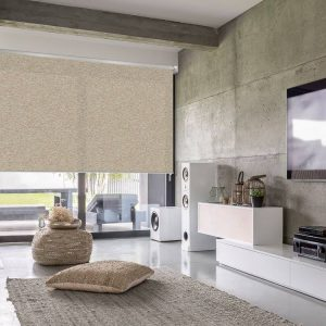 mc.2 Hunter Douglas motorised blinds