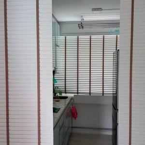 TOSO kitchen venetian blind