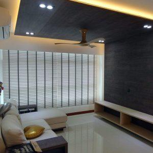 mc.2 Toso venetian blinds indoor day view