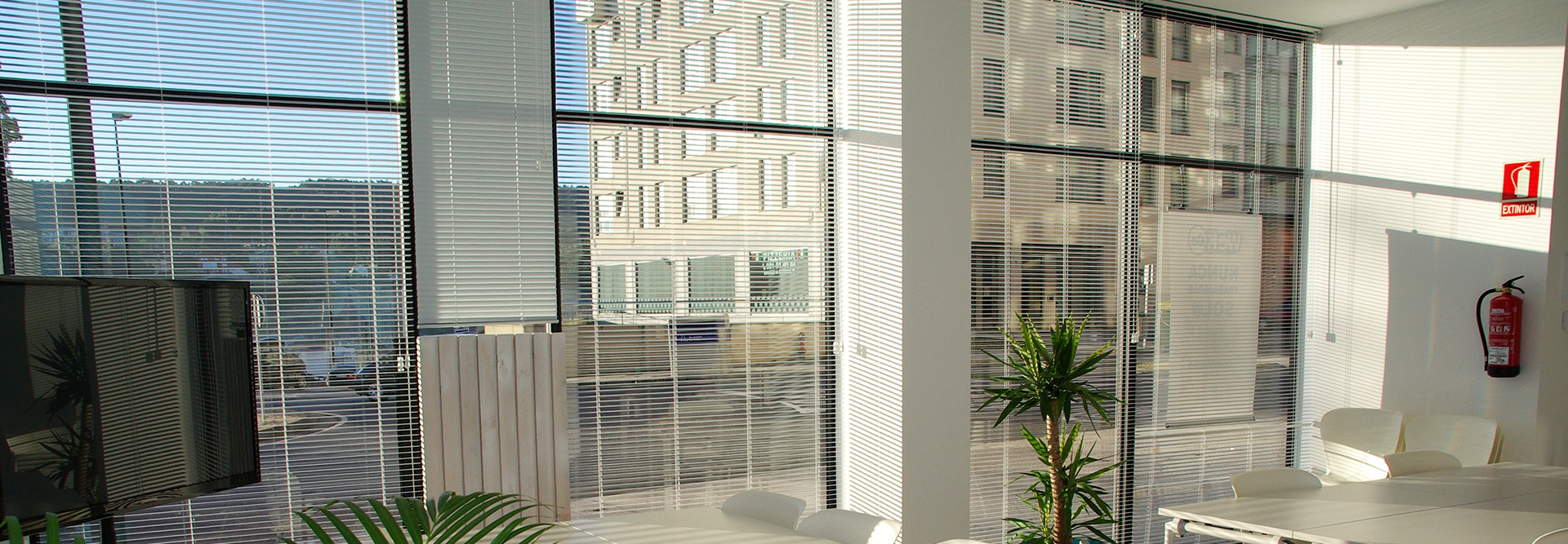 Office Blinds Singapore