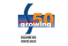 Singapore Fastest Growing SME Logo