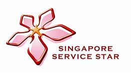 Singapore Service Star Logo