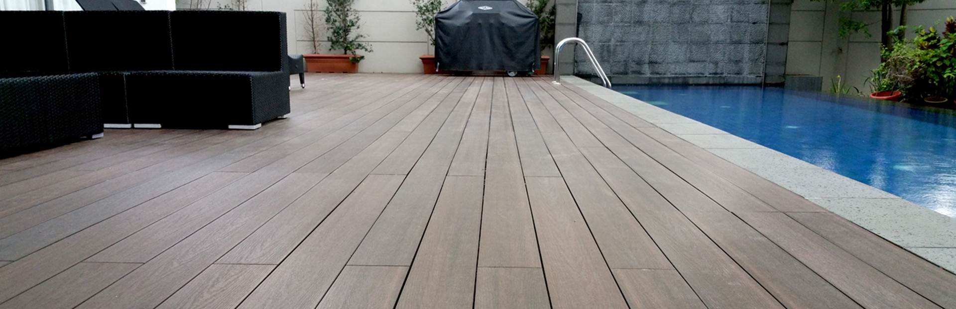 Timber Decking Flooring