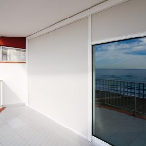 mc.2 RENSON zip blinds for balcony