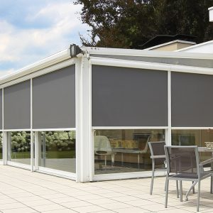 mc.2 RENSON zip blinds for outdoor