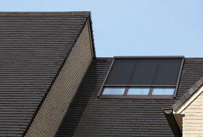 Roof blinds Topfix